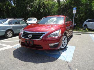 2014 Nissan Altima 2.5 SV SEFFNER, Florida
