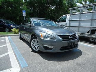 2014 Nissan Altima 2.5 S W/ BACK UP CAMERA SEFFNER, Florida 7