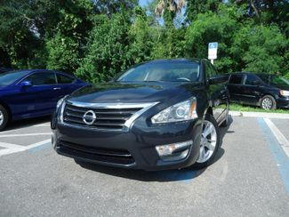 2014 Nissan Altima SV. SPOILER. ALLOY. CAMERA. REMOTE START SEFFNER, Florida