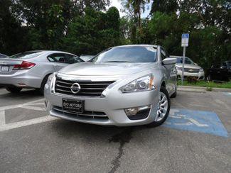 2014 Nissan Altima 2.5 S SEFFNER, Florida