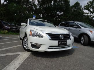 2014 Nissan Altima 2.5 SEFFNER, Florida 1