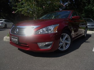 2014 Nissan Altima  SV. CAMERA. ALLOY. REMOTE STRT. DUAL ZONE AIR SEFFNER, Florida