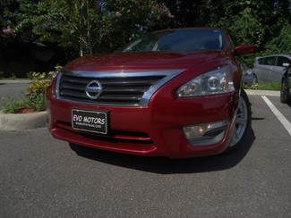 2014 Nissan Altima  SV. CAMERA. ALLOY. REMOTE STRT. DUAL ZONE AIR SEFFNER, Florida 5