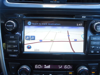 2014 Nissan Altima SL TECH. NAVI. SUNRF. CAM. BLIND SPOT. BOSE SOUND SEFFNER, Florida 5
