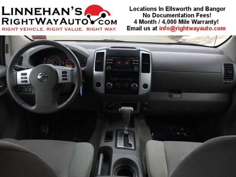 2014 Nissan Frontier SV  in Bangor, ME