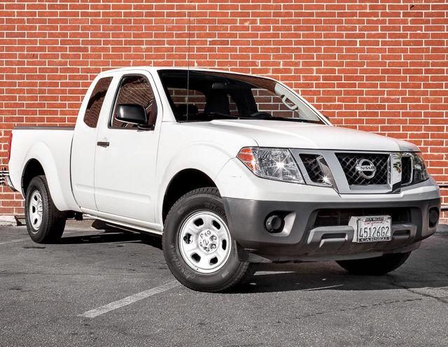 2014 Nissan Frontier S Burbank, CA 1