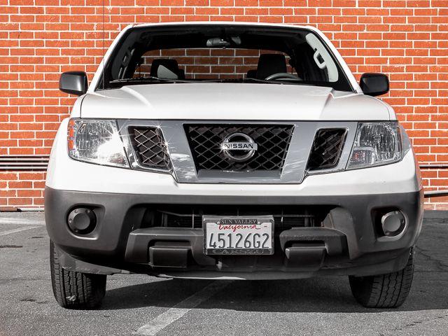 2014 Nissan Frontier S Burbank, CA 2