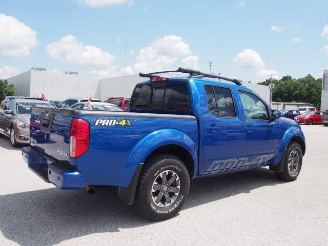 2014 Nissan Frontier PRO-4X Harrison, Arkansas 15