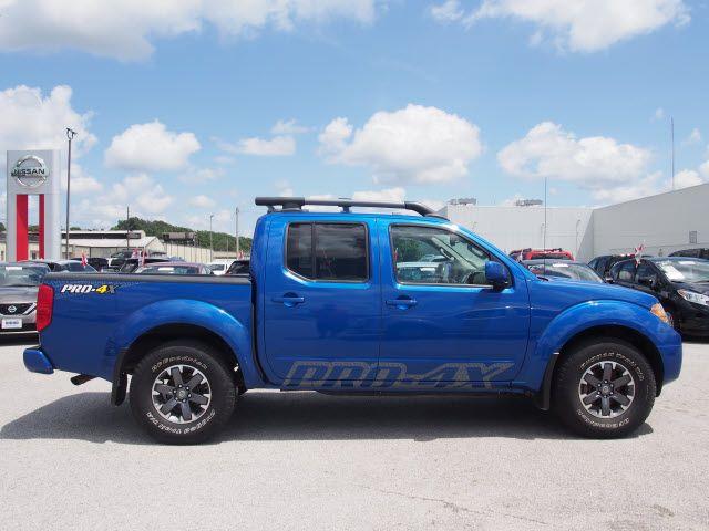 2014 Nissan Frontier PRO-4X Harrison, Arkansas 16