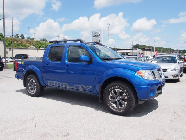 2014 Nissan Frontier PRO-4X Harrison, Arkansas 17