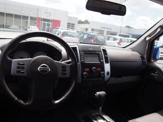 2014 Nissan Frontier PRO-4X Harrison, Arkansas 18