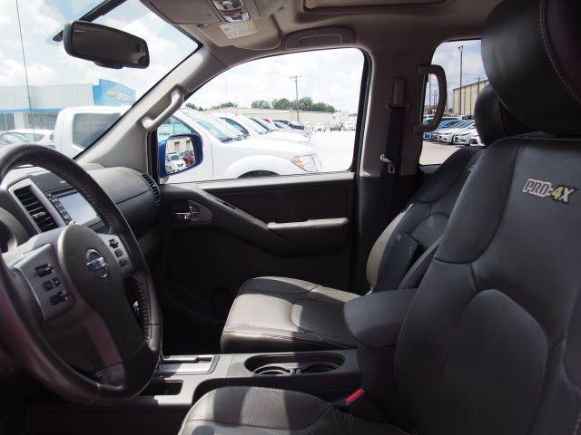2014 Nissan Frontier PRO-4X Harrison, Arkansas 20