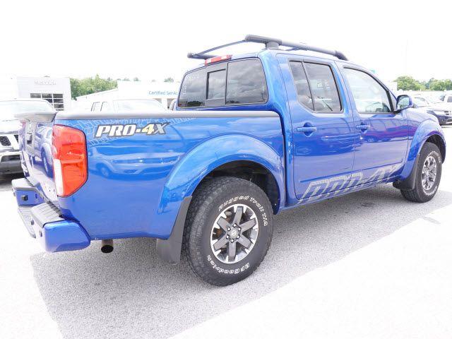 2014 Nissan Frontier PRO-4X Harrison, Arkansas 3