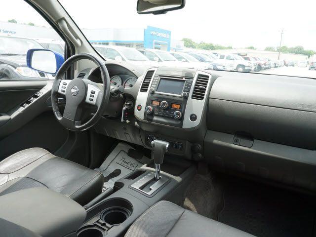 2014 Nissan Frontier PRO-4X Harrison, Arkansas 6