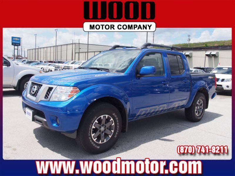 2014 Nissan Frontier PRO-4X  city Arkansas  Wood Motor Company  in , Arkansas