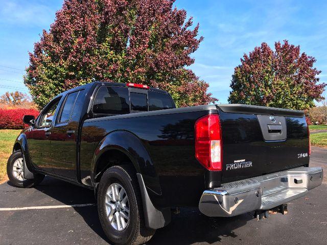 2014 Nissan Frontier SV Leesburg, Virginia 2