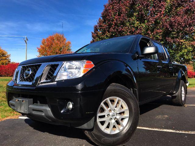 2014 Nissan Frontier SV Leesburg, Virginia 1