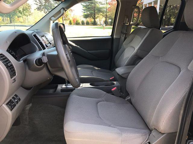 2014 Nissan Frontier SV Leesburg, Virginia 18