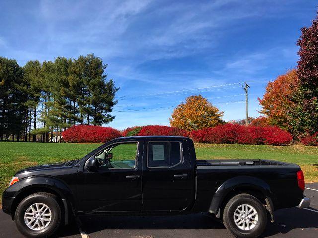 2014 Nissan Frontier SV Leesburg, Virginia 4