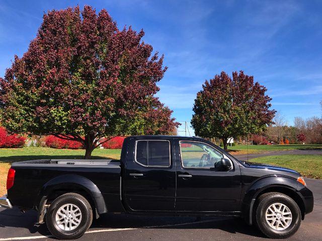 2014 Nissan Frontier SV Leesburg, Virginia 5