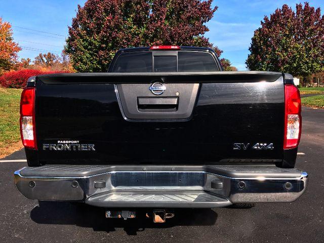 2014 Nissan Frontier SV Leesburg, Virginia 7