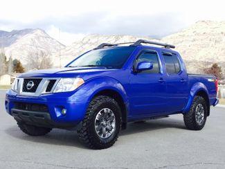 2014 Nissan Frontier PRO-4X LINDON, UT 4