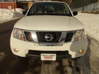 2014 Nissan Frontier SV Pro Manchester, NH
