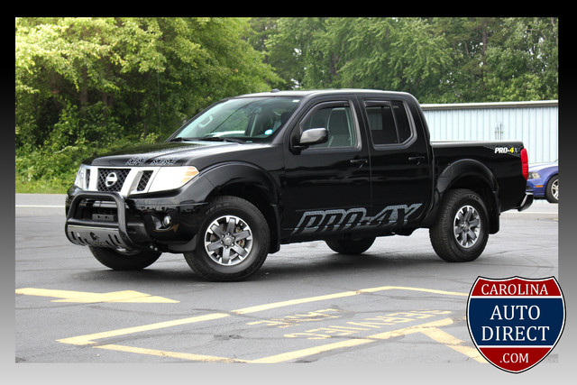 2014 Nissan Frontier PRO-4X Mooresville , NC 0