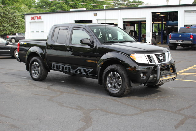 2014 Nissan Frontier PRO-4X Mooresville , NC 2