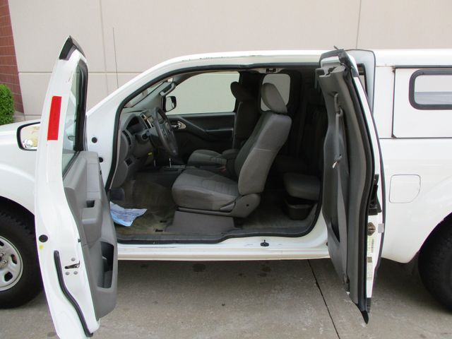 2014 Nissan Frontier Extended Cab Plano, Texas 14