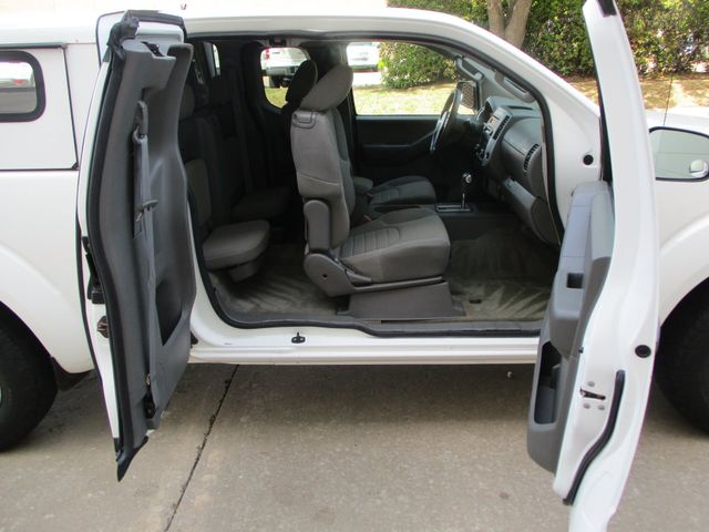 2014 Nissan Frontier Extended Cab Plano, Texas 19