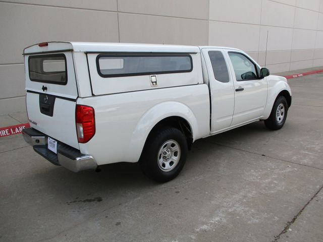2014 Nissan Frontier Extended Cab Plano, Texas 2