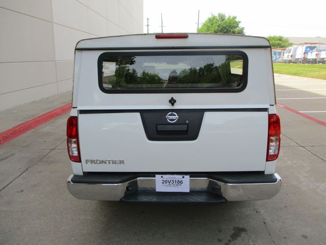2014 Nissan Frontier Extended Cab Plano, Texas 3