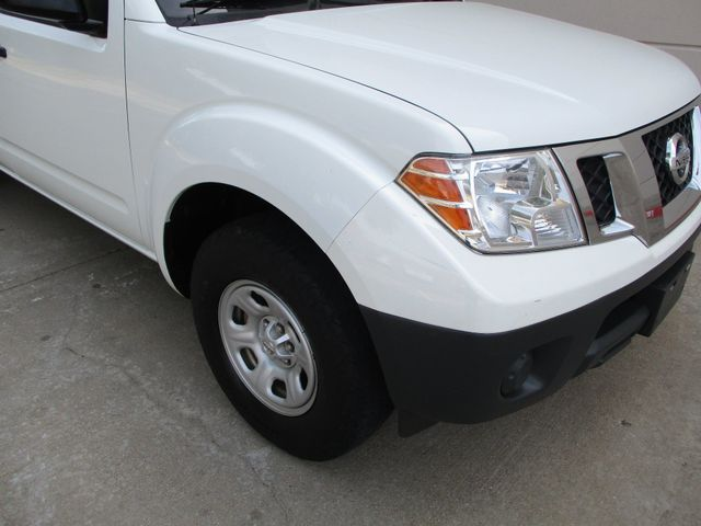 2014 Nissan Frontier Extended Cab Plano, Texas 4