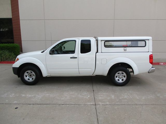 2014 Nissan Frontier Extended Cab Plano, Texas 7