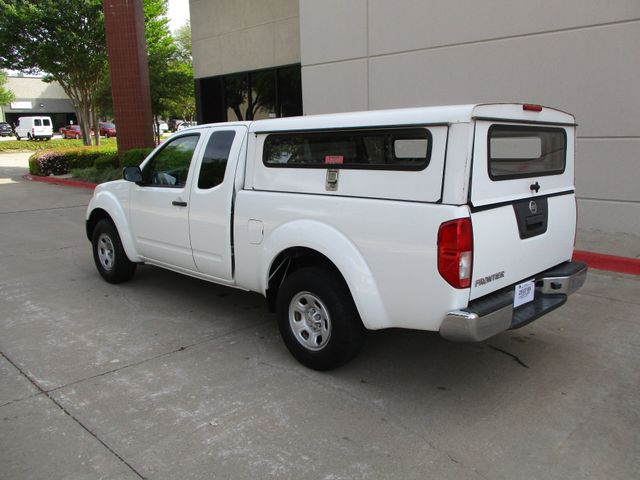 2014 Nissan Frontier Extended Cab Plano, Texas 8