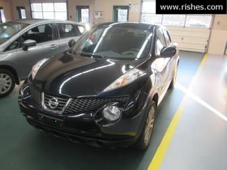 2014 Nissan JUKE AWD NAV SV   in Ogdensburg New York
