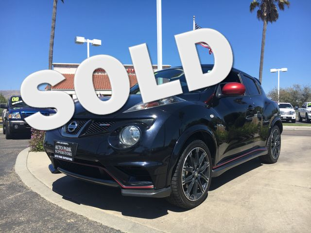 2014 Nissan JUKE NISMO Performance Durability and Power come with this turbocharged engineYoull