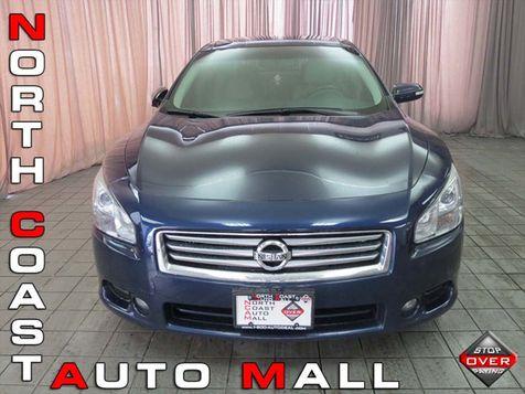 2014 Nissan Maxima 3.5 SV w/Premium Pkg in Akron, OH