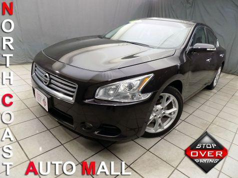2014 Nissan Maxima 3.5 SV w/Premium Pkg in Cleveland, Ohio