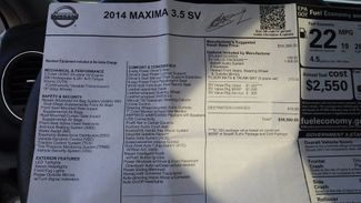 2014 Nissan Maxima 3.5 SV East Haven, CT 40