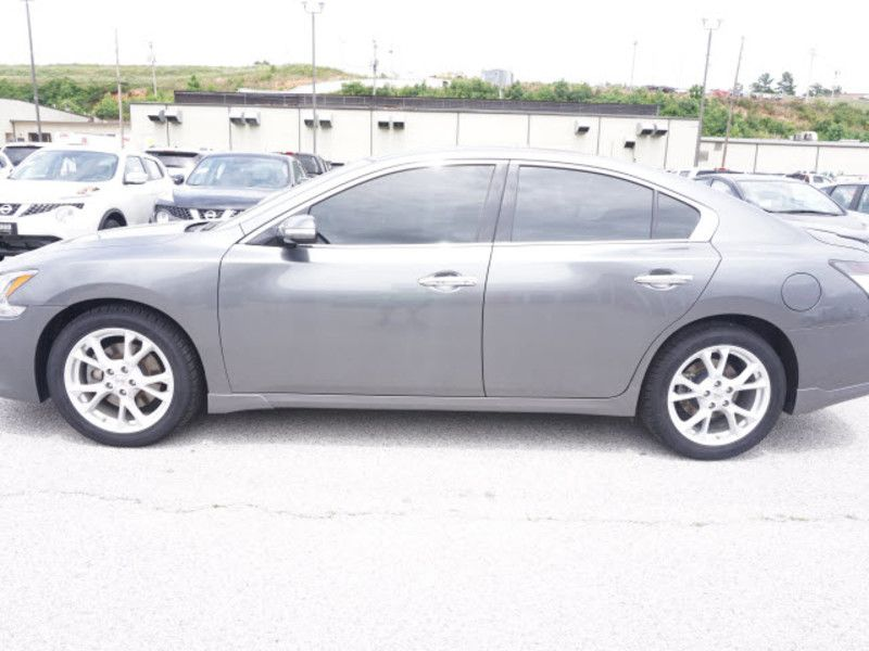 2014 Nissan Maxima 35 SV wPremium Pkg  city Arkansas  Wood Motor Company  in , Arkansas