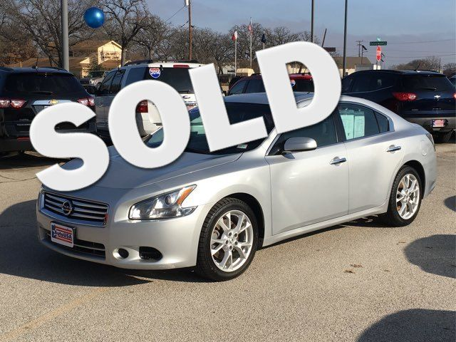 2014 Nissan Maxima 3.5 S, Sunroof   Irving, Texas   Auto USA in Irving Texas