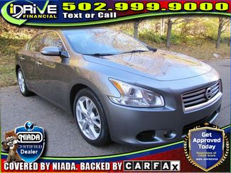 2014 Nissan Maxima 3.5 SV | Louisville, Kentucky | iDrive Financial in Lousiville Kentucky