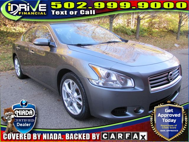 2014 Nissan Maxima 3.5 SV | Louisville, Kentucky | iDrive Financial in Louisville Kentucky
