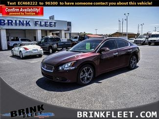 2014 Nissan Maxima 4dr Sdn 3.5 S | Lubbock, TX | Brink Fleet in Lubbock TX