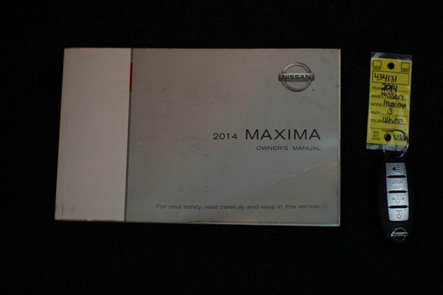 2014 Nissan Maxima 3.5 SV w/Sport & Sport Tech Pkgs! Mooresville , NC 18