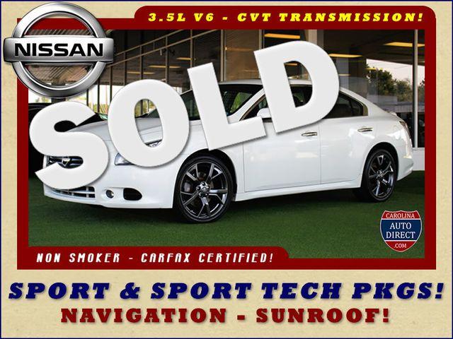 2014 Nissan Maxima 3.5 SV w/Sport & Sport Tech Pkgs! Mooresville , NC 0
