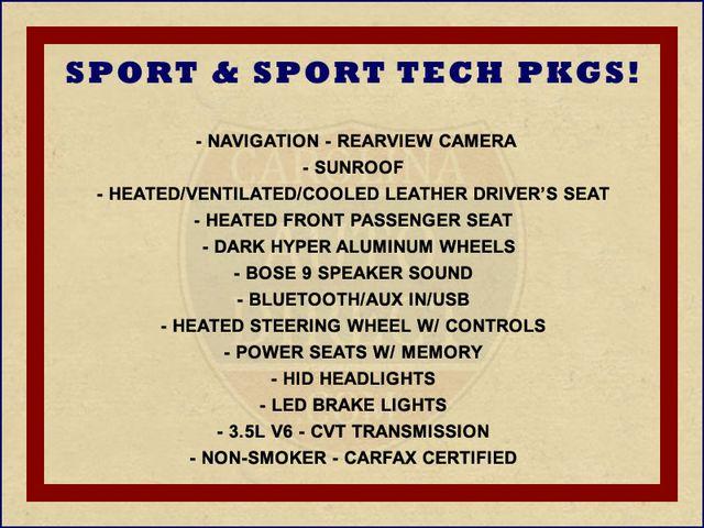 2014 Nissan Maxima 3.5 SV w/Sport & Sport Tech Pkgs! Mooresville , NC 1