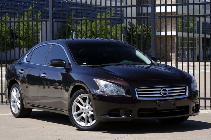 2014 Nissan Maxima 3.5 S* Sunroof* EZ Finance**   Plano, TX   Carrick's Autos in Plano TX